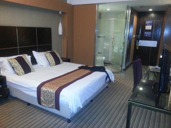 Yitel Shanghai Chuansha: My double room
