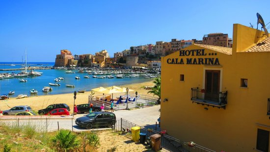 Hotel Cala Marina: panorama hotel