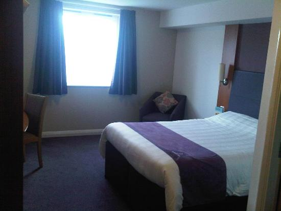 Premier Inn Newport/Telford Hotel: Clean, comfortable, Perfect