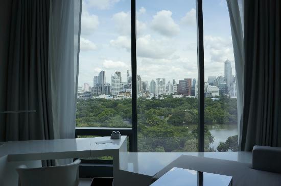 SO Sofitel Bangkok: View