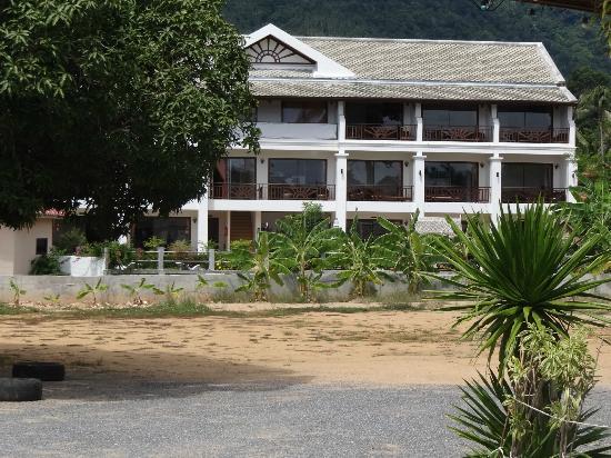 Lamai Beach Residence : Vue d'ensemble