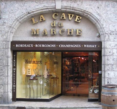 La Cave Du Marche