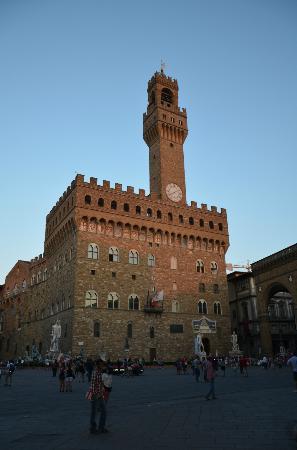 Relais Villa Jacopone Suites: Palazzo Vecchio