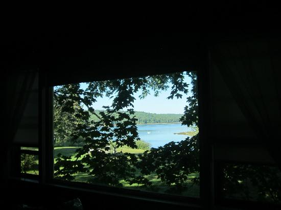 ‪‪The Surry Inn‬: View from our room