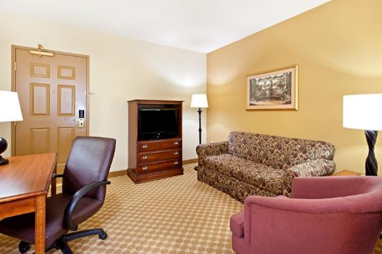 Country Inn & Suites By Carlson, Harrisburg Northeast (Hershey): CountryInn&Suites Harrisburg SuiteKing