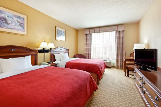 Country Inn & Suites By Carlson, Harrisburg Northeast (Hershey): CountryInn&Suites Harrisburg GuestRoomDouble