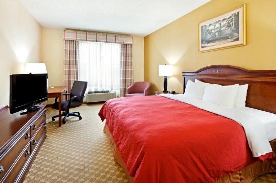 Country Inn & Suites By Carlson, Harrisburg Northeast (Hershey): CountryInn&Suites Harrisburg GuestRoomKing