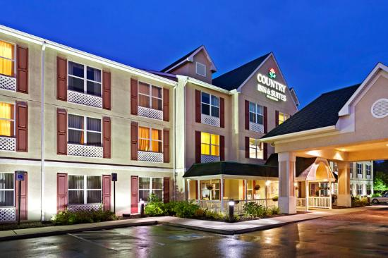 Country Inn & Suites By Carlson, Harrisburg Northeast (Hershey): CountryInn&Suites Harrisburg ExteriorNight