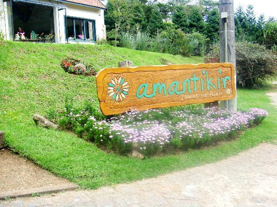 Amantikir Park: entrada