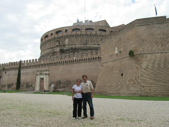 Hotel Meraviglia: Castel Sant' Angelo