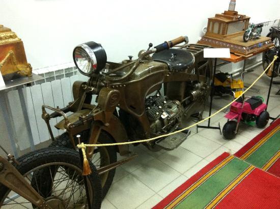 Музей Ижмаша