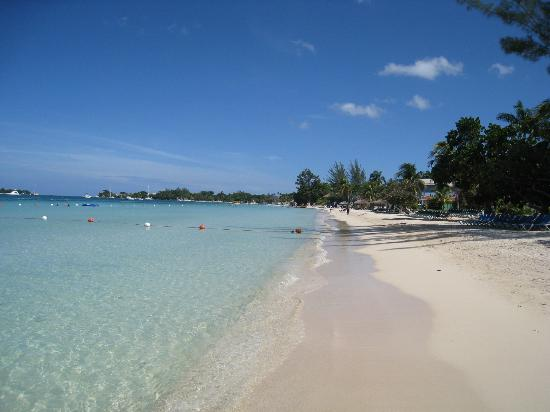 Sandals Negril Beach Resort & Spa: Beach....I miss you!