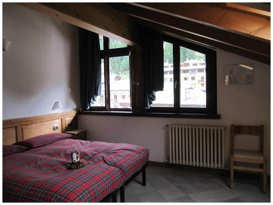 Hotel Compagnoni: Mansarda (1)