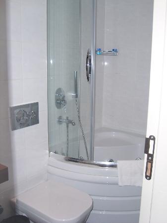 Ambassador Hotel : la douche