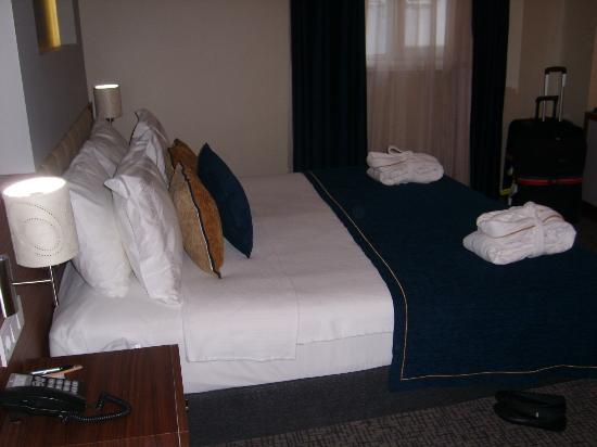 Ambassador Hotel : le lit