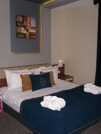 Ambassador Hotel : chambre standard triple