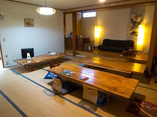 Earth Hostel: Lounge area at Zen Hostel