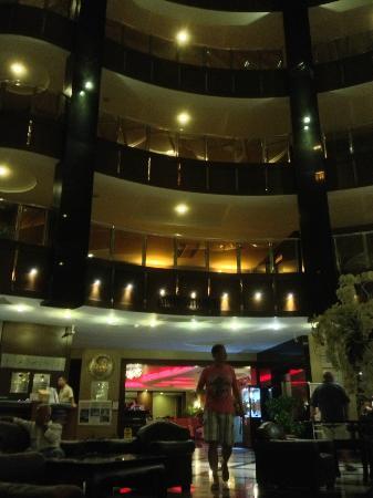 Grand Pasa Hotel: Lobby