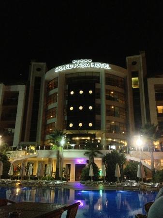 Grand Pasa Hotel: Hotel