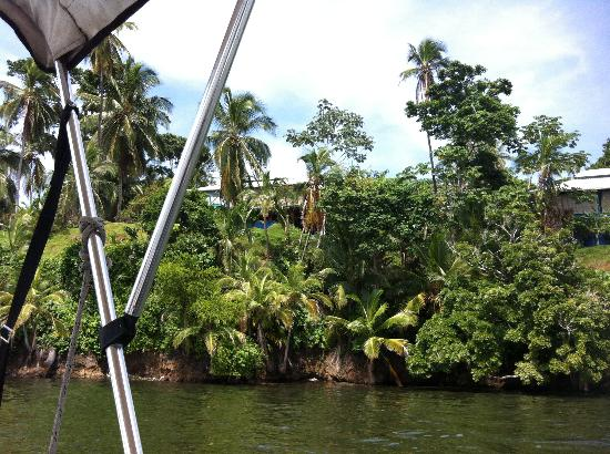 Villa Perezoso Del Mar: arriving...