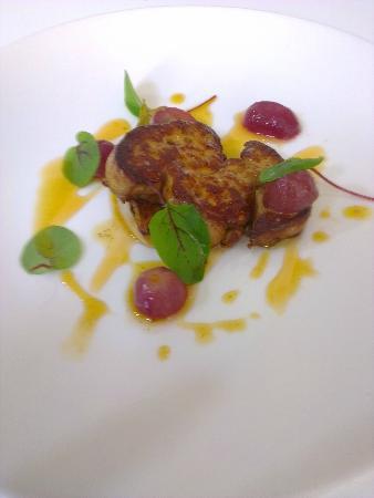 Assiette Anglaise : Foie Gras