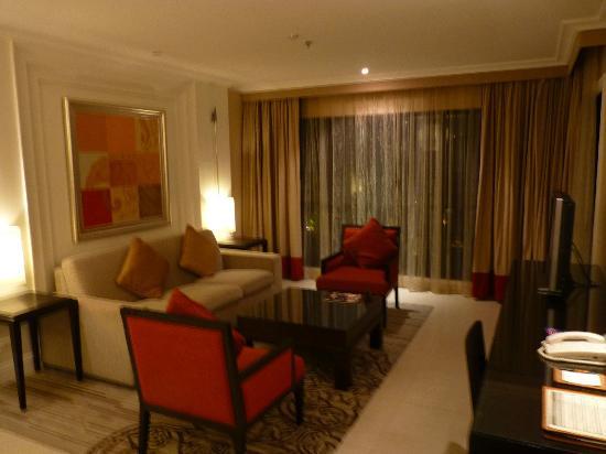 Marriott's Mai Khao Beach - Phuket: Living room