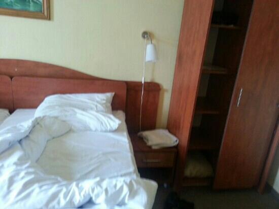 Hotel Polonia: bedroom