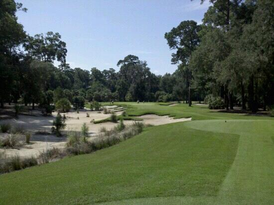 Montage Palmetto Bluff: Reflects the overall flavor of the May River Golf Club