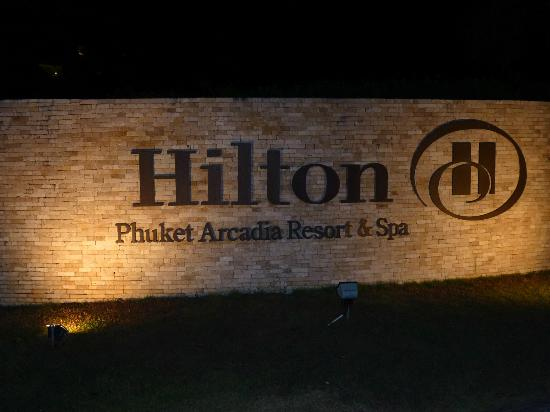 Hilton Phuket Arcadia Resort & Spa: Hilton Phuket