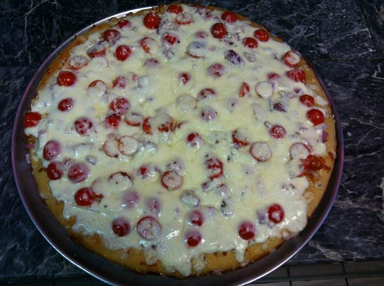 Hanover, PA: Our Focaccia Pizza