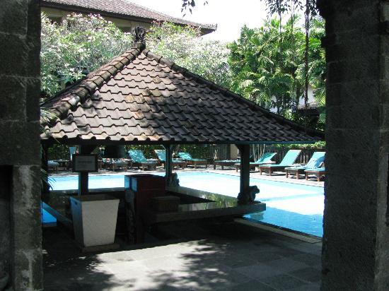 هوتل بوري بامبو: Pool