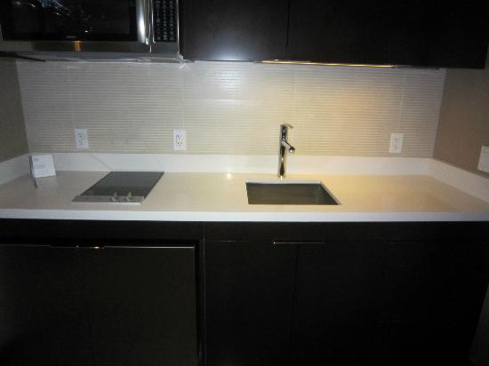 Vdara Hotel & Spa: Kitchenette