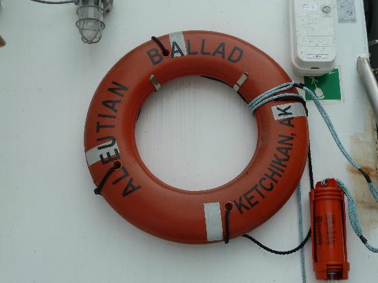 Bering Sea Crab Fishermen's Tour: Aleutian Ballad