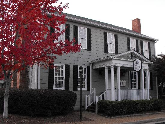 The Hoyt House Restaurant: The Hoyt House Restaraunt, Foundry Inn & Spa, Athens, GA
