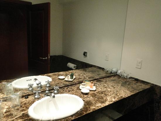 Barradas Parque Hotel & Spa: Banheiro