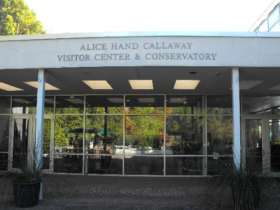 Alice Hand Callaway Vistors Center, State Botanical Garden of Georgia