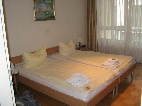 Residenz am Zuckerberg: Bedroom in #140