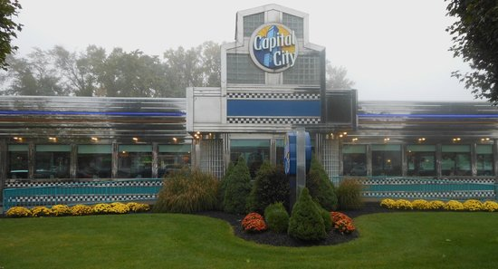Photo of American Restaurant Capital City Diner at 1709 Western Ave, Albany, NY 12203, United States