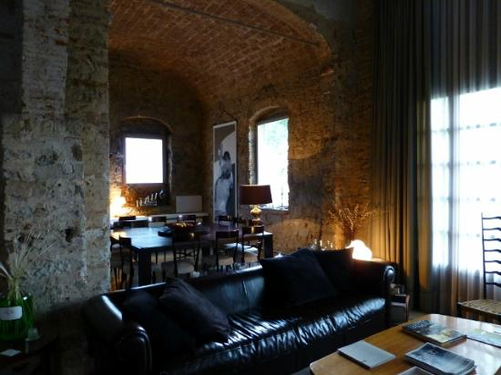 Riva Lofts Florence: Lounge
