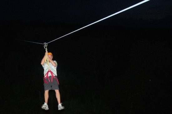 Zip Orlando: Night Zip
