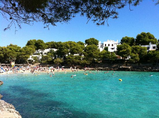 Hotel D'Or: Cala Gran beach