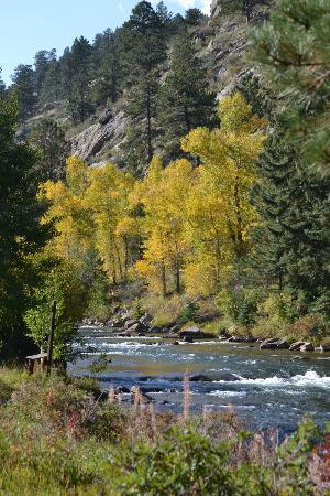 North Fork Ranch: The September foliage