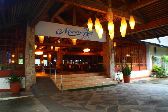Matabungkay Beach Resort & Hotel: Lobby Entrance