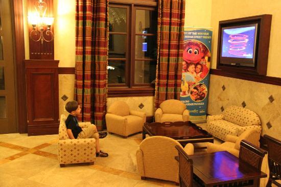 Beaches Turks U0026 Caicos Resort Villages U0026 Spa: Kid Size Furniture In Italian  Village