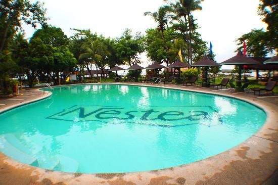 โรงแรมมาตาบังเกย์บีชรีสอร์ท: pool
