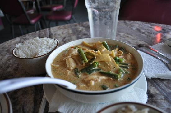 Cook's Cuisine: Red Curry (Spicy)