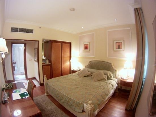 ذي أوبروي مدينة: Room is Exquisite