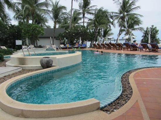Banana Fan Sea Resort : Pool