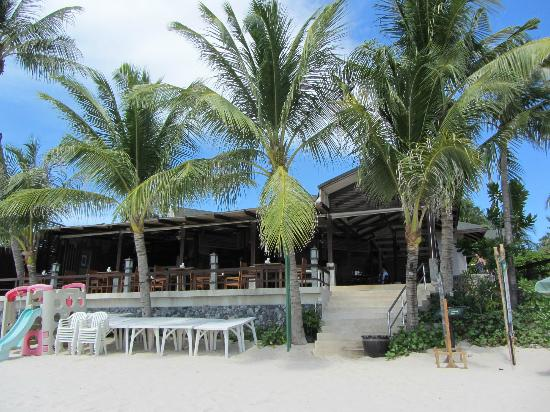 Banana Fan Sea Resort: Beachview