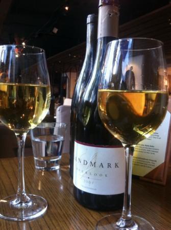 Fonte Cafe Seattle: wine